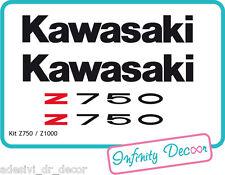 Kit adesivi per Kawasaki Z750 / Kawasaki Z1000