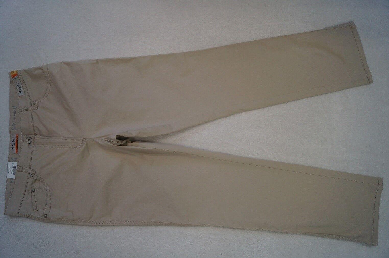RAPHAELA by BRAX  INA Jeans   Hose Gr. 38 44 48 50 L30  beige NEU