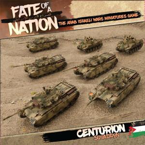 Escadron jordanien Ajoab1 - Le destin d'une guerre des nations