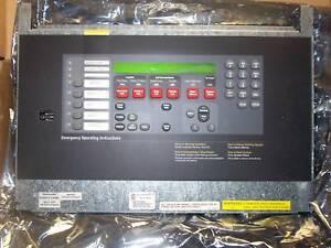 4100-9111 Fire Alarm Panel Annuciator Simplex 4100