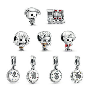 Details about Harry Potter Collection Charm Pandora 925 Sterling Silver  Charm