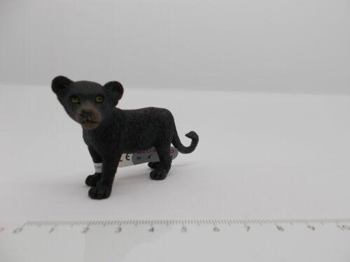 Bullyland 63603 Panther jeune == personnage Sammelfigur jeu personnage environ 10 cm