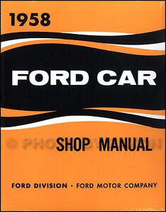 Repair manual pdf april 2017 1958 ford shop manual fairlane ranchero retractable custom fandeluxe Image collections