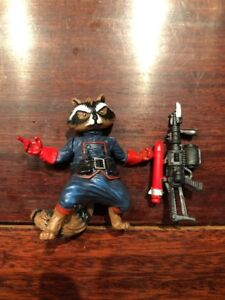 "Loose Marvel Universe Guardians of the Galaxy Rocket Raccoon figure 3.75/"" scale"