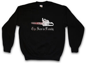 Chainsaw Hewitt Is Saw Texas Mask Pullover Thomas Sweatshirt Massacre Family The gn8Wx400