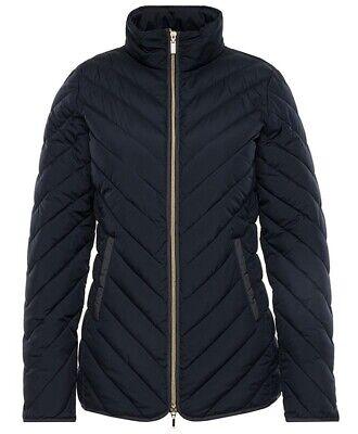 GEOX PHAOLAE MID donna giubbotto giubbino cappotto giacca piumino imbottito | eBay