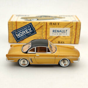 Norev-Renault-Floride-Gold-CL5121-Diecast-Models-Limited-Edition-Collection-1-43