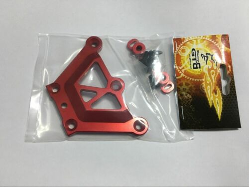 1//5 rc GTB cnc alloy front Top Chassis Brace cover steering for Losi 5ive-t 5t