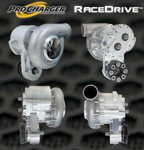 Details about ATI Procharger Integrated RaceDrive F-1X-12 Supercharger Head  Unit F1X12 Blower