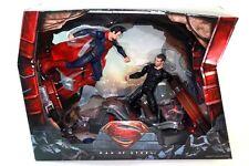 "SDCC 2013 Mattel Superman Man of Steel ""Movie Masters"" Superman vs General Zod"