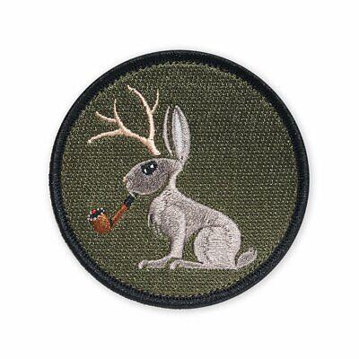 PDW Confident Rabbit Classic Morale Patch Prometheus Design Werx TAD bushcaraft