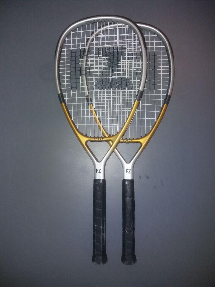 Tennisketsjer, Forza