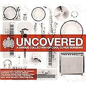 1 of 1 - Various Artists - Uncovered (A Unique Collecton Of Cool Cover Versions) [Digipa…