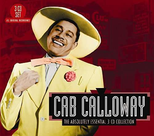 Calloway Cab - The Absolutely Essential 3 CD Nuevo CD