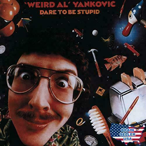 Dare To Be Stupid By Weird Al Yankovic Cd Jan 1999 Bmg For Sale Online Ebay