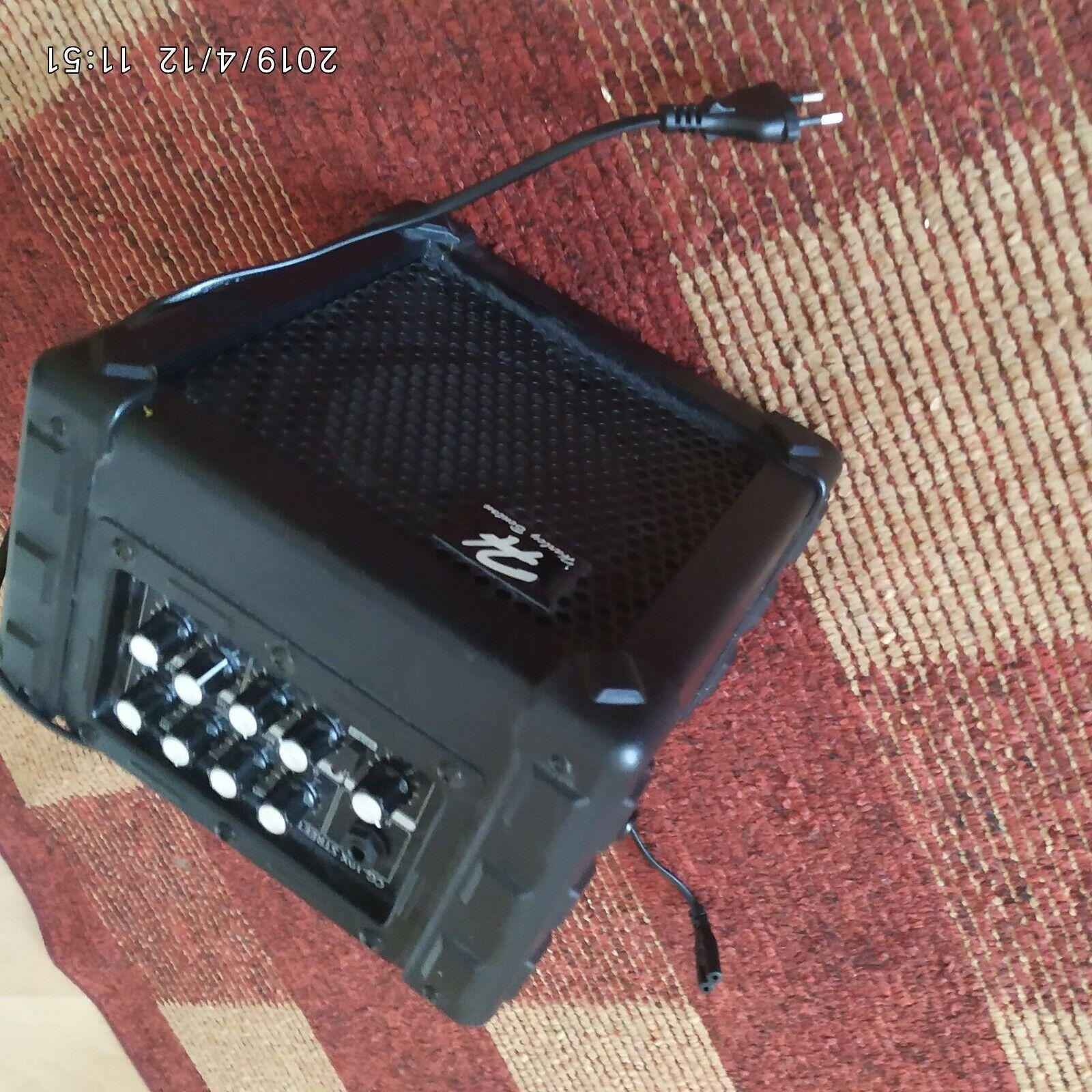 A-gitarren gitarren combo  Agitarren gitarren combo paar mal benutzt wie neu