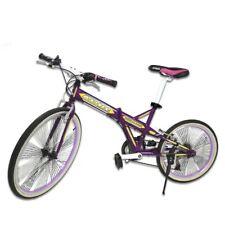 Bicicleta plegable con ruedas de 26'' y 20'' modelo Bep26