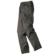 Jack Wolfskin Rainforest Pantaloni Uomo,Erl 48,impermeabile,verde oliva marrone