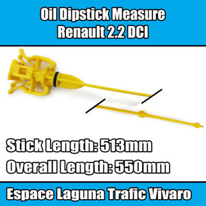 Varilla-de-aceite-del-motor-2-2-dCi-Renault-Espace-Laguna-Trafic-8200676299-550mm