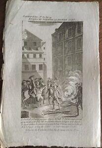 Revolution-Francaise-Faubourg-Saint-Antoine-en-1790-Gravure-ancienne-d-epoque