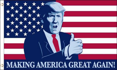 MAKING-AMERICA-GREAT-AGAIN-3x5-flag-president-Trump-republican-united-states
