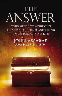 1 of 1 - The Answer: Your Guide to Achieving Financial Freedom and Living an Extraordinar