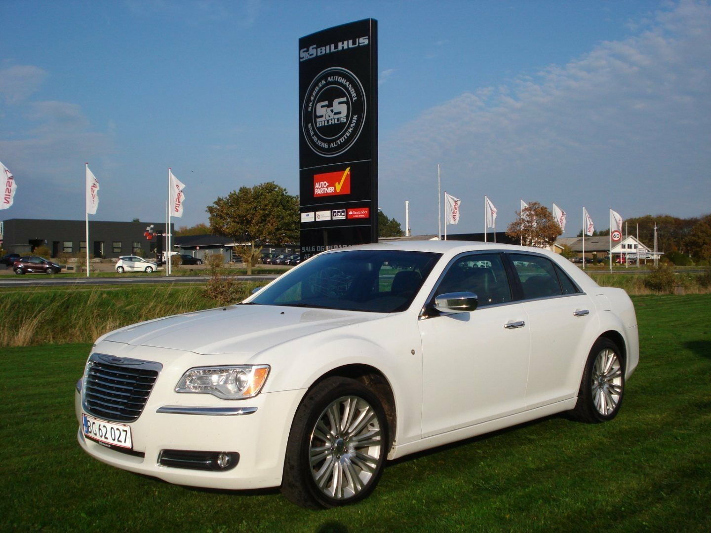 Chrysler 300C 3,6 VVT 4d