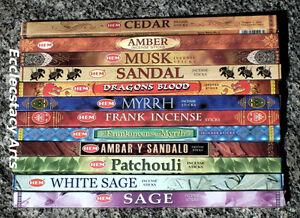 Hem-Incense-Assorted-Sampler-Best-Seller-12-Boxes-x-8-Stick-96-Sticks-Bulk