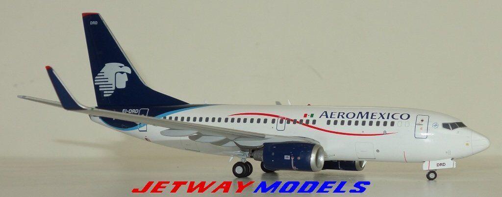 Neu  200 - jets aeromexico boeing b 737-700 modell g2amx459