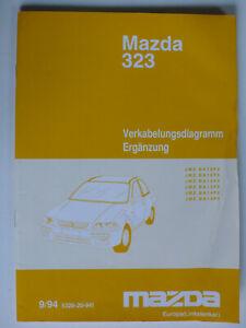 9.1994 11 Pläne Waren Jeder Beschreibung Sind VerfüGbar Flight Tracker Mazda 323 Verkabelungsdiagramm Ergänzung 36 Seiten