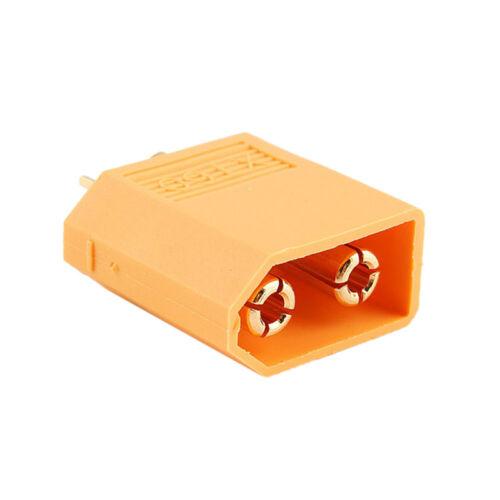 New 1//5//10 Pairs XT60 Male Females Bullets Connectors Plugs for RC Lipo Batt PS