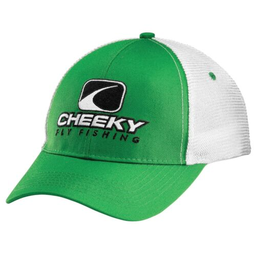 Multi Color Choices NEW! Hat Cheeky Fly Fishing Reel Mesh Back Pro Cap