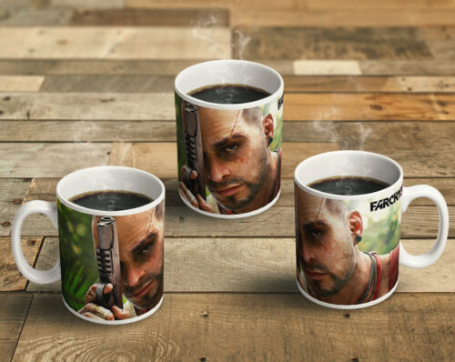 tasse FAR CRY 3 mug VAAS