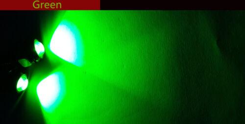 "Green LED BOAT PLUG LIGHT GARBOARD BRASS DRAIN 3//4/"" NPT MARINE UNDERWATER FISH"