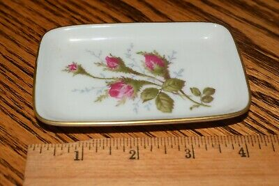 Ring Dish Trinket Tray by Rosenthal Germany pair