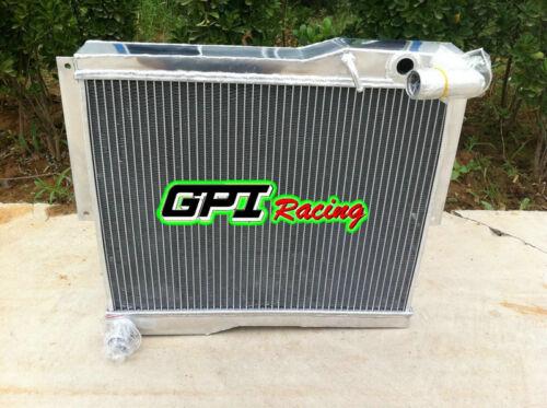 FOR 56MM ALUMINUM RADIATOR FOR MG MGB GT//ROADSTER 1977-1980 78 79 80