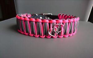 Biothane-Paracord-Halsband-Halsumfang-40-45cm