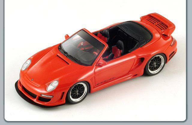 GEMBALLA AVALANCHE GTR 500 SparkModel red 1 1 1 43 ab45dc