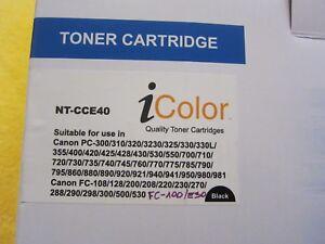 Toner Cartridge NT-CCE40 - Black - Kompatible - NEU - original verpackt - Wien, Österreich - Toner Cartridge NT-CCE40 - Black - Kompatible - NEU - original verpackt - Wien, Österreich