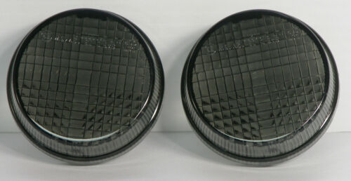 Replacement Turn Signal Lenses Smoked Kawasaki Vulcan for Honda Cruisers