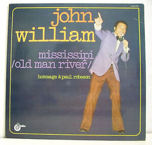33-tours-JOHN-WILLIAM-Disco-LP-12-034-MISSISSIPPI-Hom-Paul-ROBESON-UNIDISC-82-796