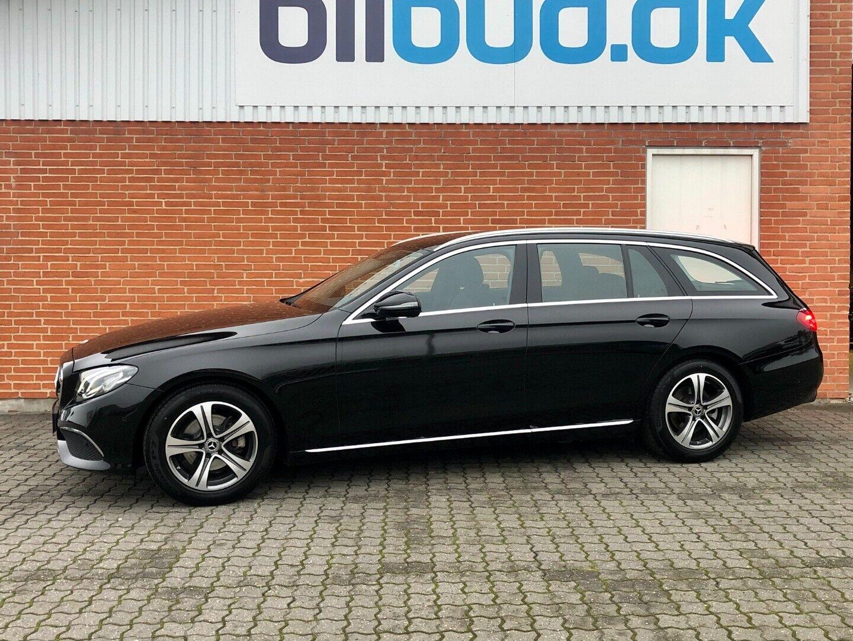 Mercedes E220 d 2,0 Avantgarde stc. aut. 5d - 399.000 kr.