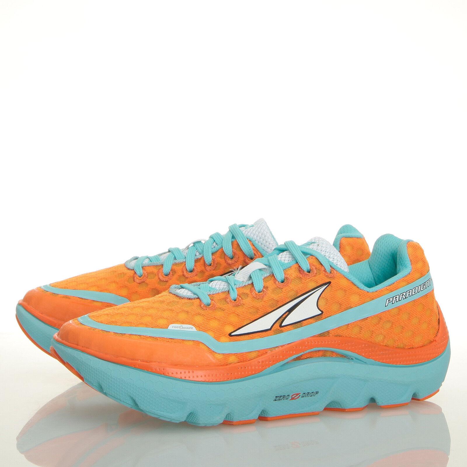 Altra Zero Drop Paradigm 1.5 Tangerine arancia Running  scarpe - donna 5.5 US  per poco costoso