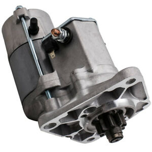 New STARTER MOTOR for Land Rover Discovery 2, 2.5 TD5 Engine 1998-2004 NAD101240