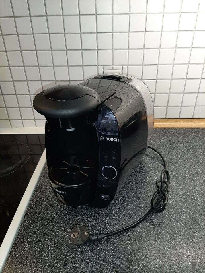 Kaffemaskine, Bosch Tassimo