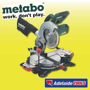 Metabo-1350-Watt-216mm-Compound-Mitre-Saw-KS-216M
