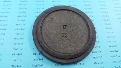 """86523SB  Dacor Range Burner Cap 3 3//8/"""";  B7-4c"""