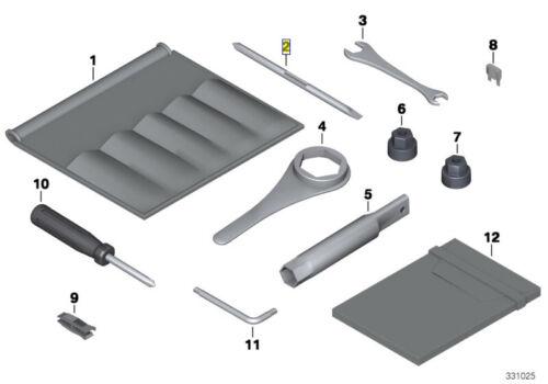 BMW Motorrad T25 Phillips #1 Tool Kit Screwdriver Bit 71117692574