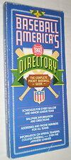 Baseball America's 1993 Directory: The Complete Pocket Baseball Guide (1993)