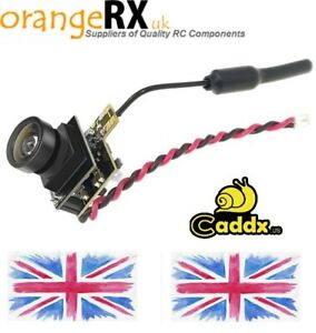 Mini-FPV-Drone-Camera-amp-VTX-Caddx-Beetle-V1-CMOS-800TVL-5-8Ghz-48CH-25mW-Whoop
